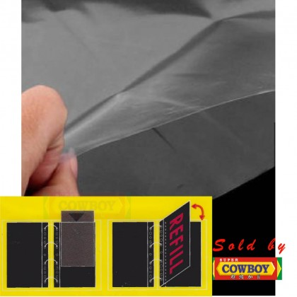 A4 Clear Sheet Protector For Document 10 Sheets Pack